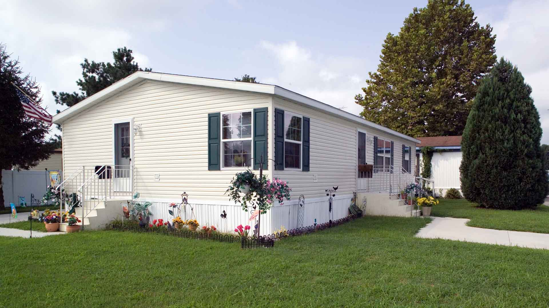 High Point Manufactured Homes Community Seasonal Residence in Frederica, DE