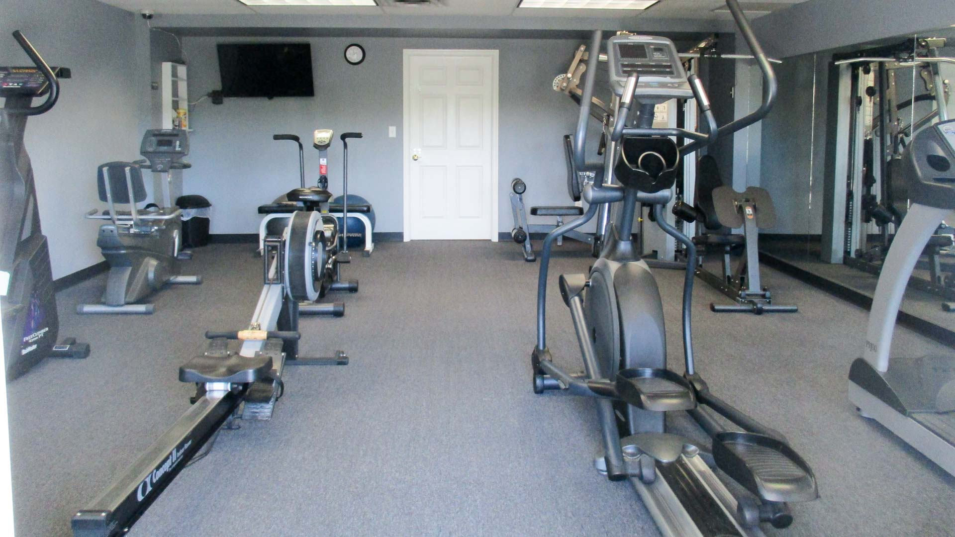 Fitness Center at Pheasant Ridge Manufactured Home Community in Lancaster PA