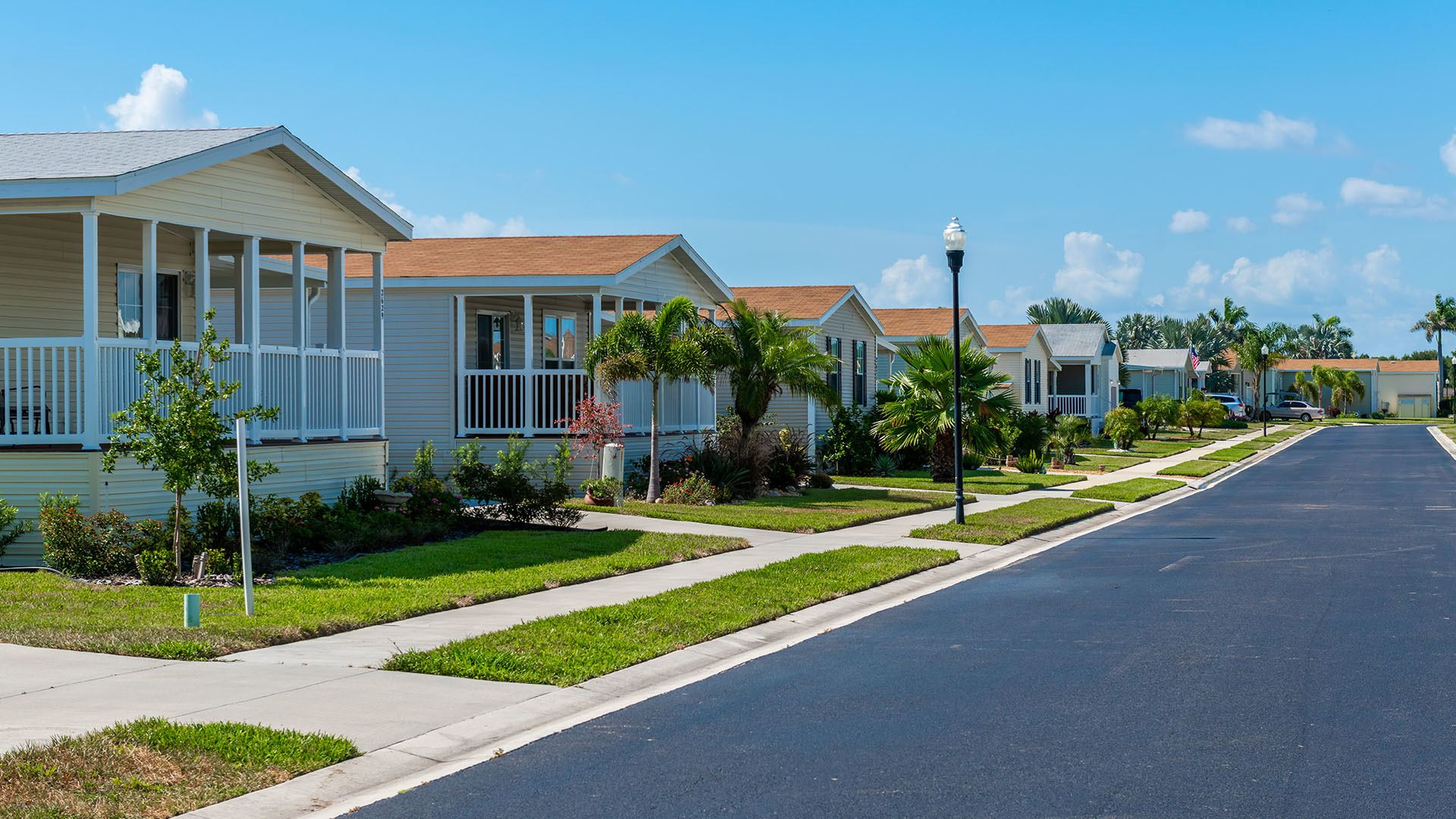 Riverside Club 55+ Golf, Marina and Manufactured Homes Community Street View in Ruskin, FL