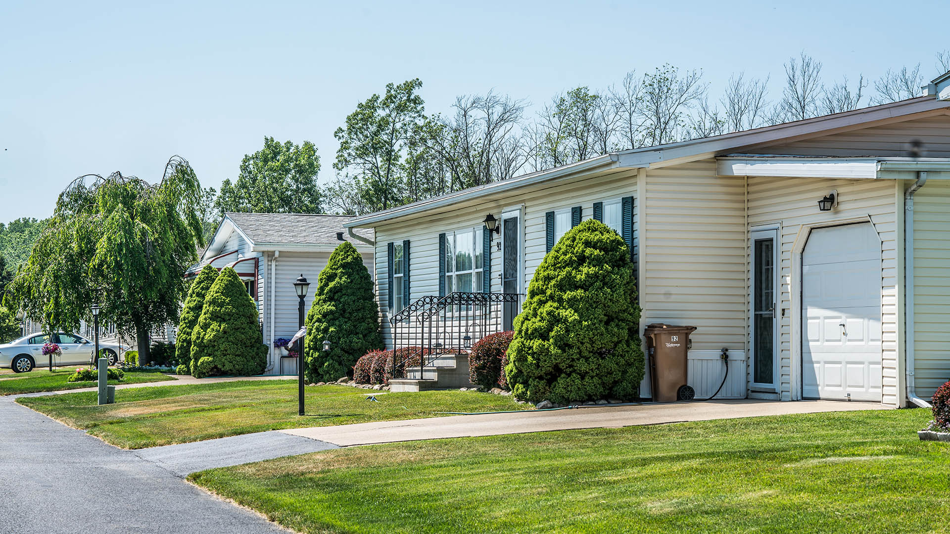 Home at Sky Harbor Manufactured Home Community in Buffalo NY
