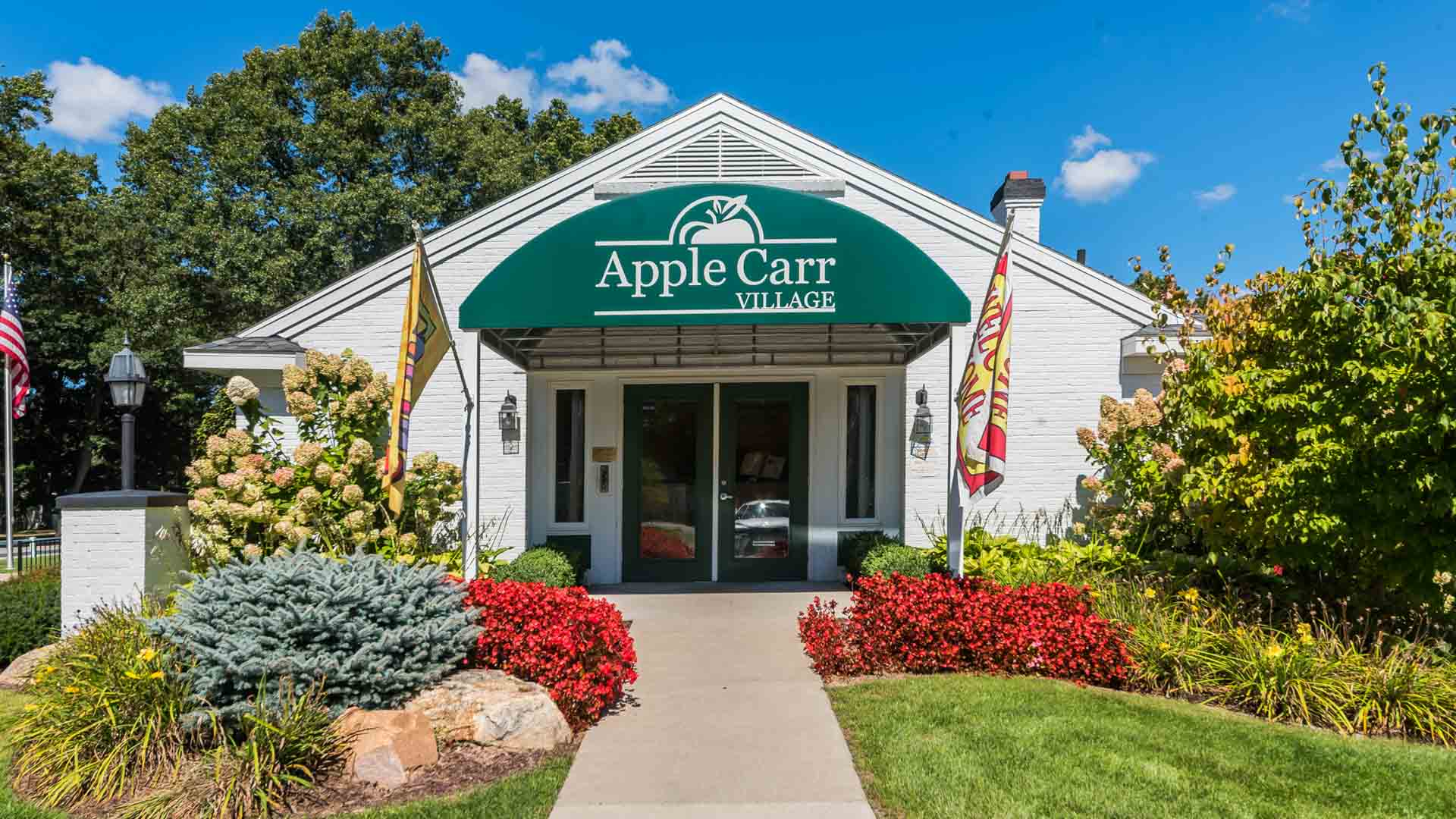 Apple Carr Village Manufactured Home Community Office in Muskegon, MI
