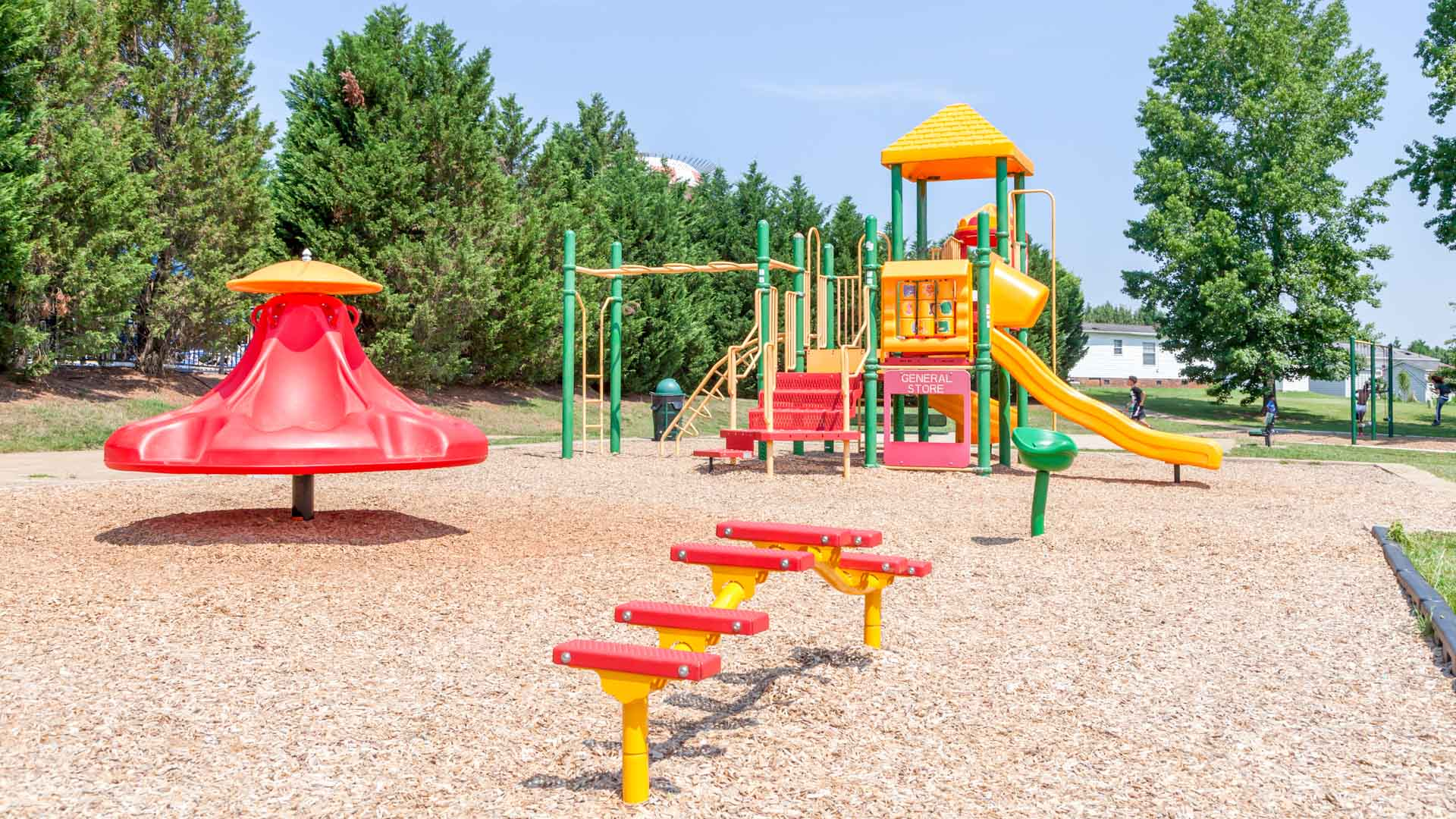 Meadowbrook Manufactured Homes Community Playground in Charlotte, NC