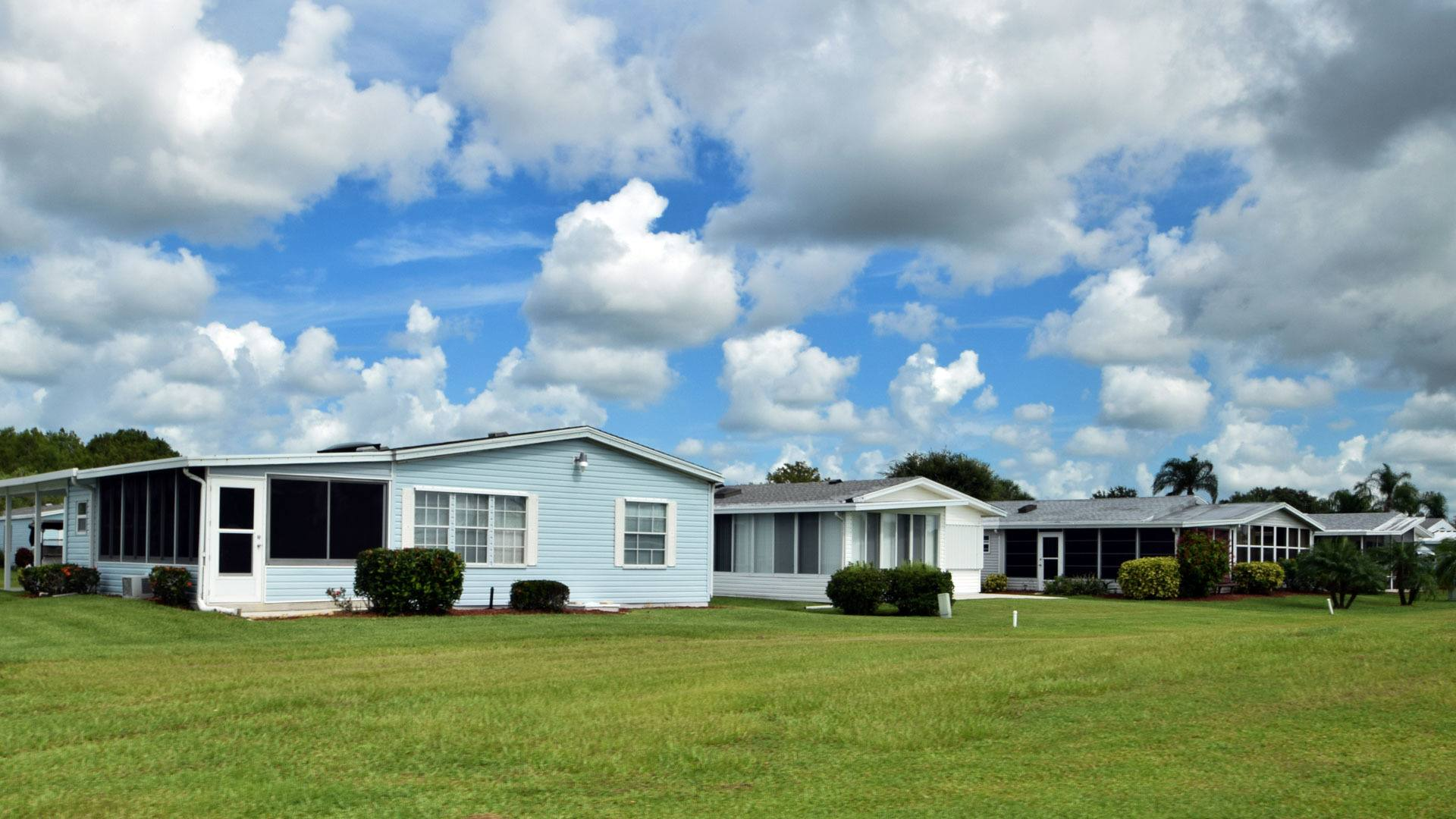 Savanna Club 55+ Manufactured Homes Community Residences in St. Lucie, FL