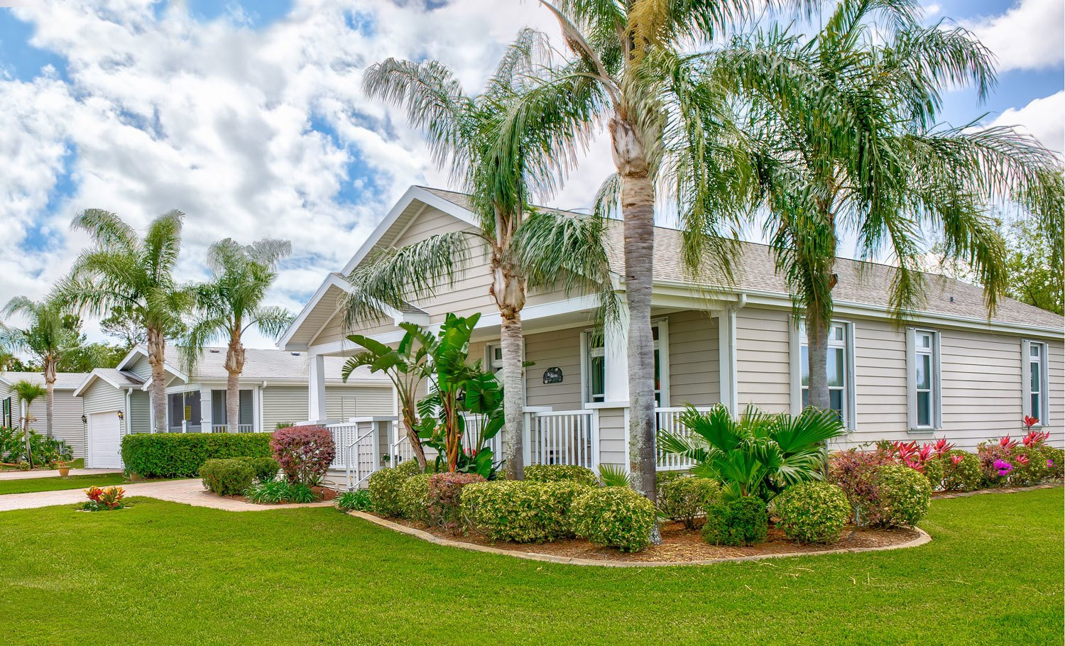 Active 55+ Manufactured Homes
