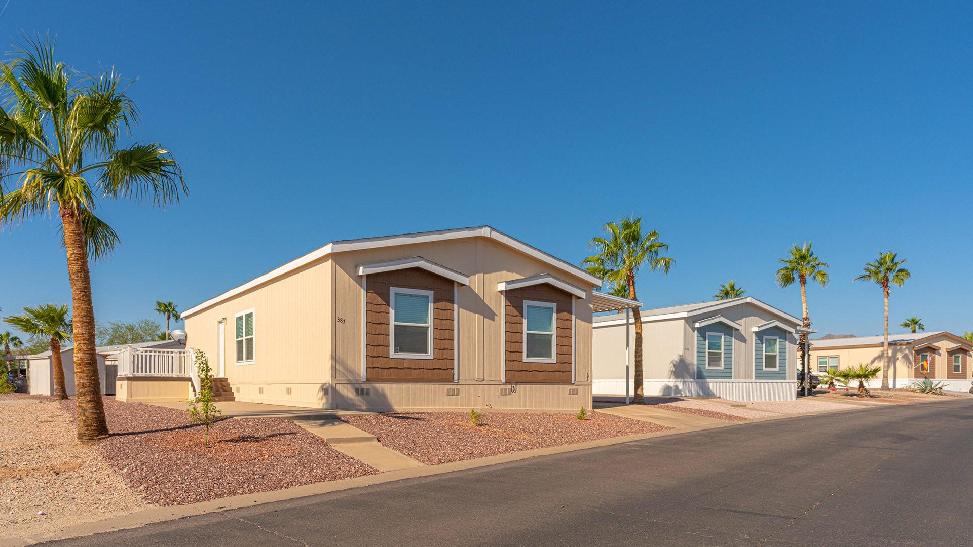 Sun Communities Manufactured Homes Acquisitions