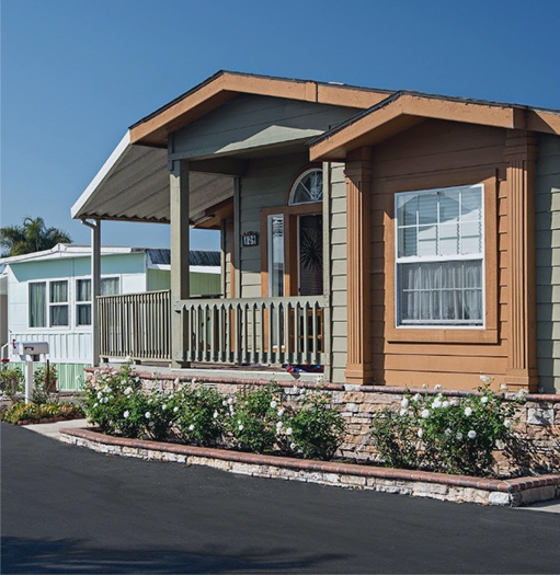Buy a Sun Communities Manufactured Home