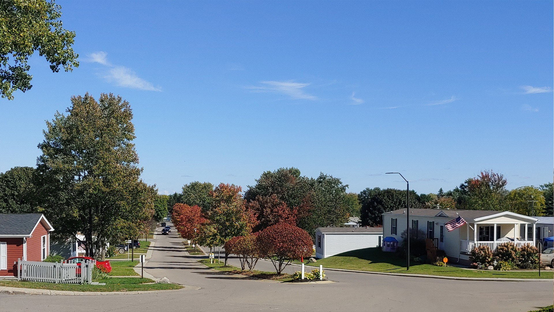Highland Green Estates Community in Highland, MI